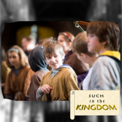 250 children part of 'Such is the Kingdom' premiere in ...